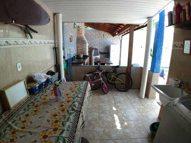 17 - Casa de Vila 2 quartos à venda Tanque, Rio de Janeiro - R$ 349.900 - SVCV20004 - 25