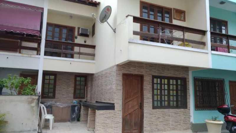 2 - Casa em Condomínio 2 quartos à venda Camorim, Rio de Janeiro - R$ 335.000 - SVCN20023 - 1