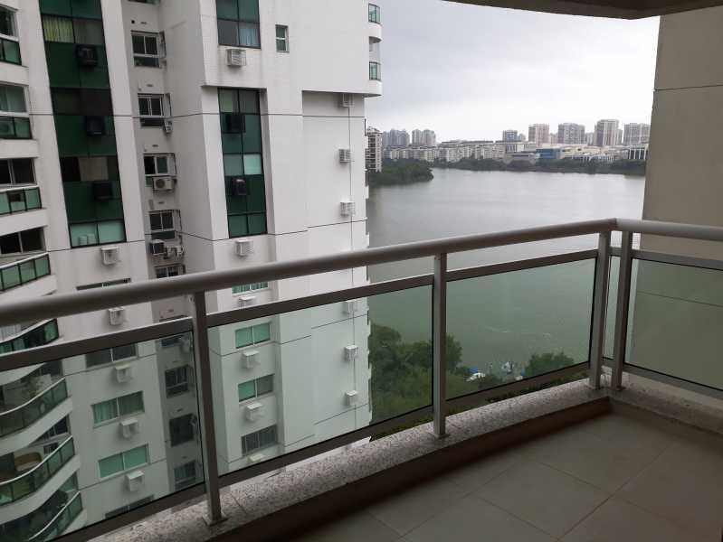 5 - Apartamento 2 quartos à venda Barra da Tijuca, Rio de Janeiro - R$ 1.001.000 - SVAP20153 - 6