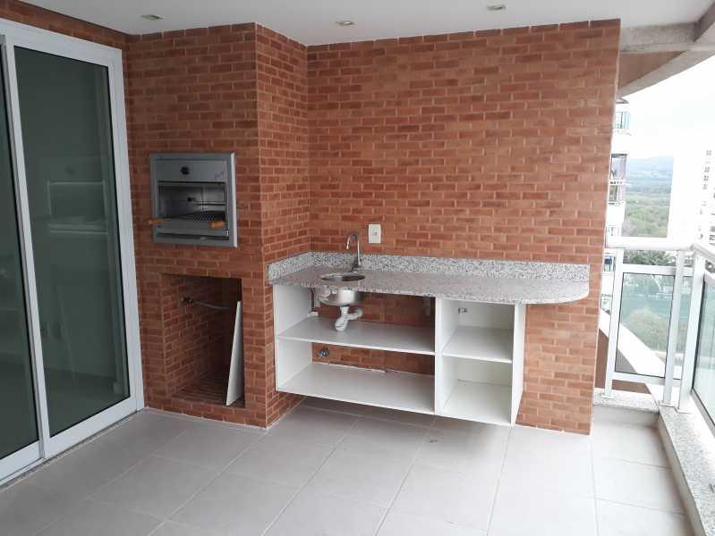 2 - Apartamento 2 quartos à venda Barra da Tijuca, Rio de Janeiro - R$ 1.001.000 - SVAP20153 - 3
