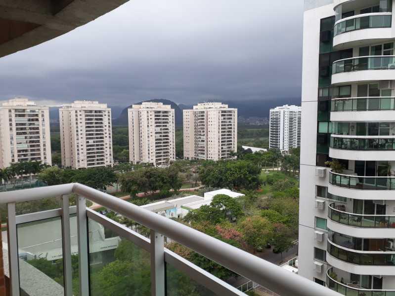 1 - Apartamento 2 quartos à venda Barra da Tijuca, Rio de Janeiro - R$ 1.001.000 - SVAP20153 - 1