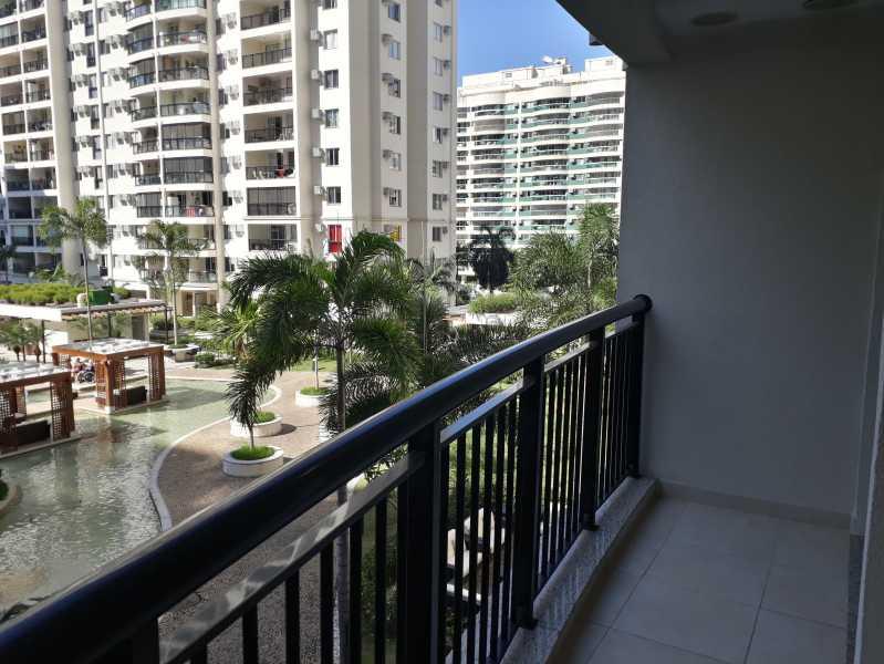 20180727_101638 - Apartamento 2 quartos à venda Barra da Tijuca, Rio de Janeiro - R$ 519.900 - SVAP20154 - 5
