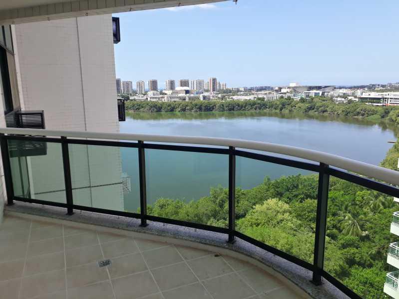 1 - Apartamento 2 quartos à venda Barra da Tijuca, Rio de Janeiro - R$ 1.031.000 - SVAP20156 - 1