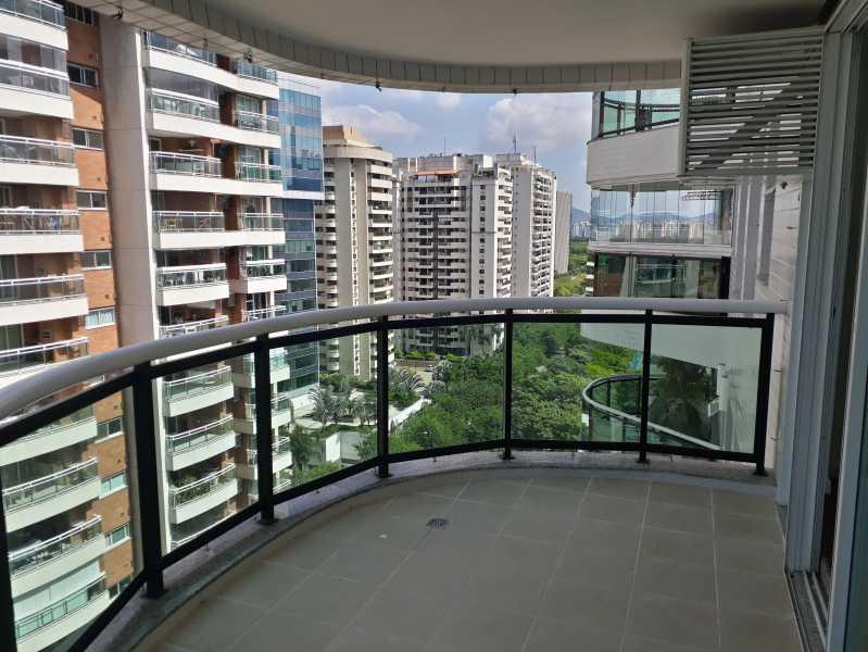 2 - Apartamento 2 quartos à venda Barra da Tijuca, Rio de Janeiro - R$ 1.031.000 - SVAP20156 - 3