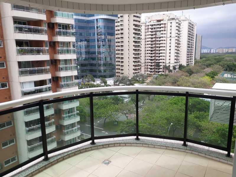 20171031_141803 - Apartamento 2 quartos à venda Barra da Tijuca, Rio de Janeiro - R$ 1.070.000 - SVAP20157 - 4