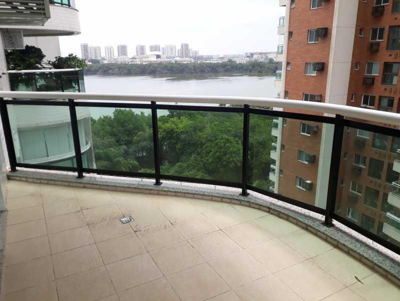 20171031_141839 - Apartamento 2 quartos à venda Barra da Tijuca, Rio de Janeiro - R$ 1.070.000 - SVAP20157 - 3