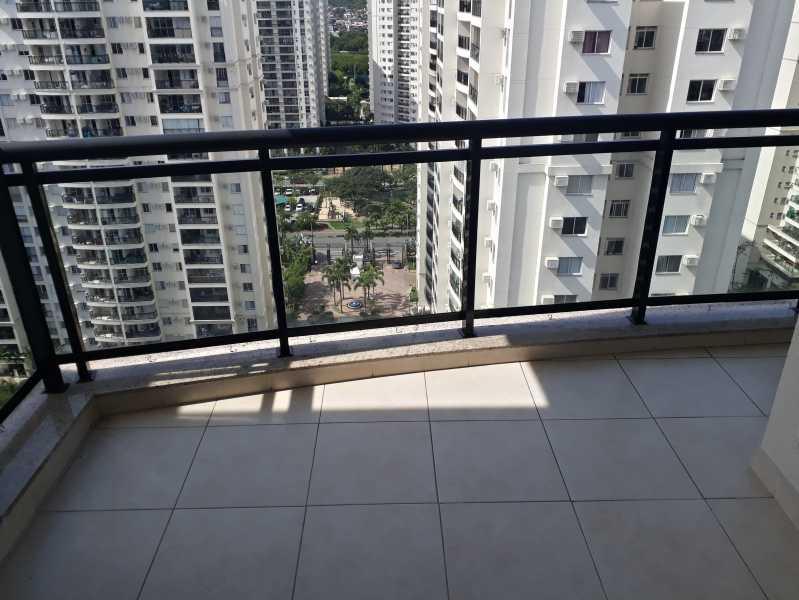 1 - Apartamento 2 quartos à venda Barra da Tijuca, Rio de Janeiro - R$ 519.900 - SVAP20159 - 3