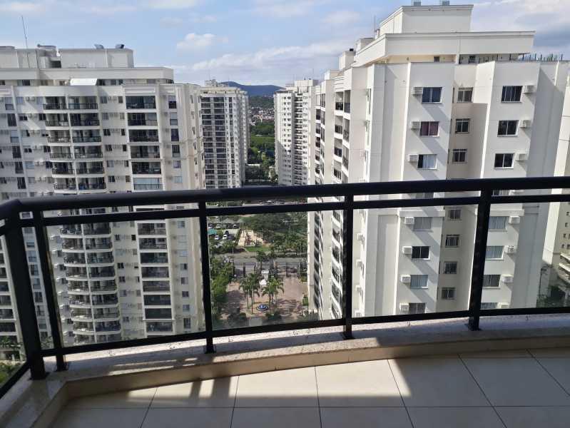 2 - Apartamento 2 quartos à venda Barra da Tijuca, Rio de Janeiro - R$ 519.900 - SVAP20159 - 4