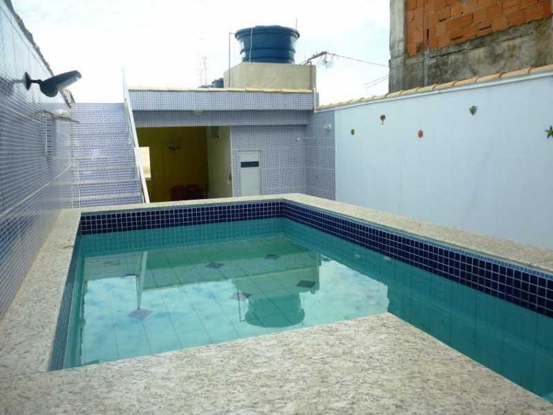 9-Pscina - Apartamento 2 quartos à venda Jardim Esperança, Cabo Frio - R$ 210.000 - SVAP20161 - 12