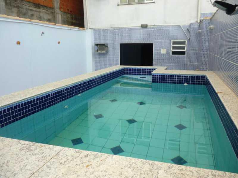 10-Piscina parte 2 - Apartamento 2 quartos à venda Jardim Esperança, Cabo Frio - R$ 210.000 - SVAP20161 - 13