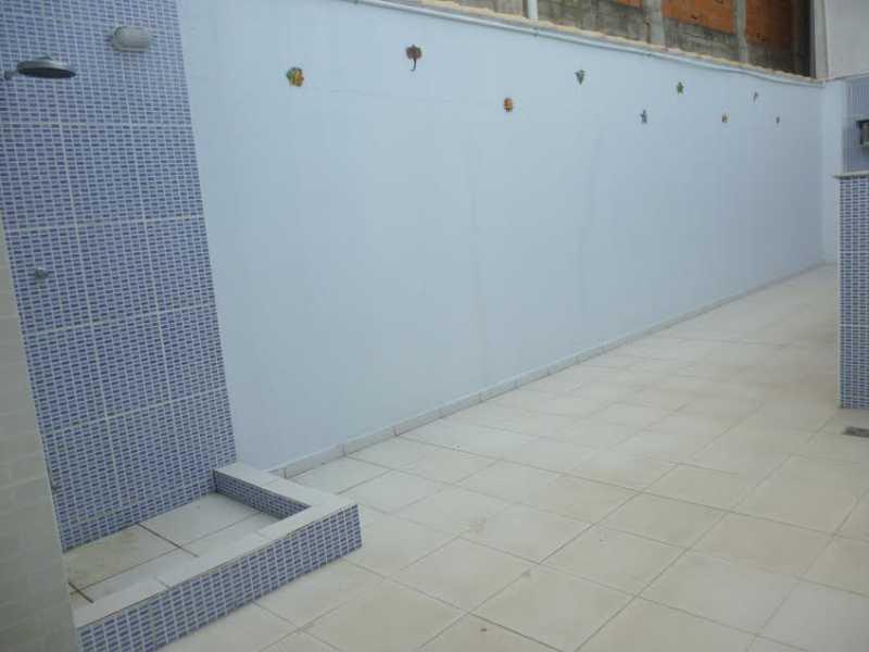 12-Chuveiro da pscina - Apartamento 2 quartos à venda Jardim Esperança, Cabo Frio - R$ 210.000 - SVAP20161 - 15