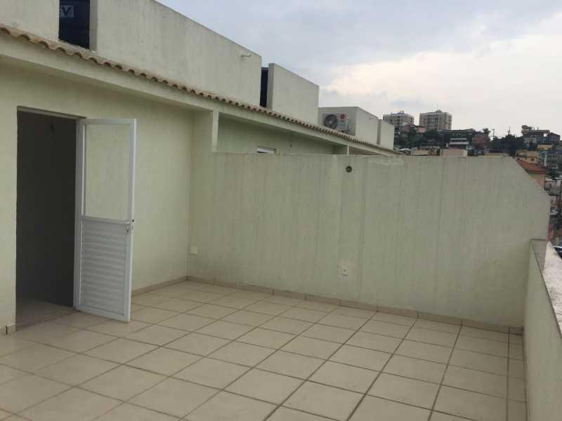 10 - Casa em Condomínio 2 quartos à venda Ramos, Rio de Janeiro - R$ 349.900 - SVCN20025 - 11