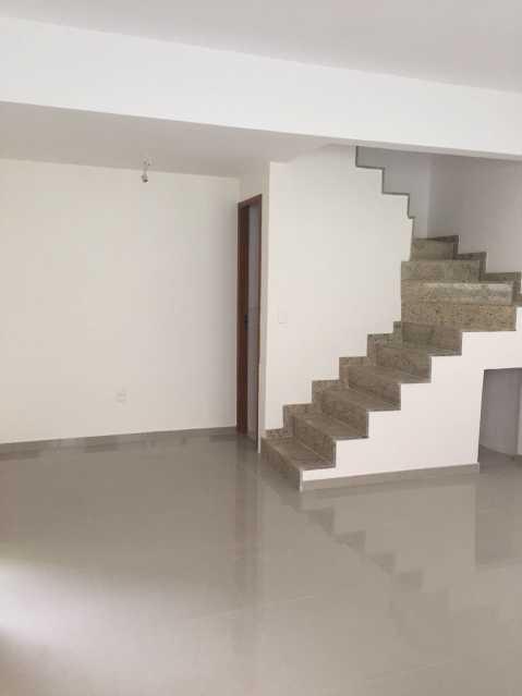1 - Casa em Condomínio 2 quartos à venda Ramos, Rio de Janeiro - R$ 349.900 - SVCN20025 - 1