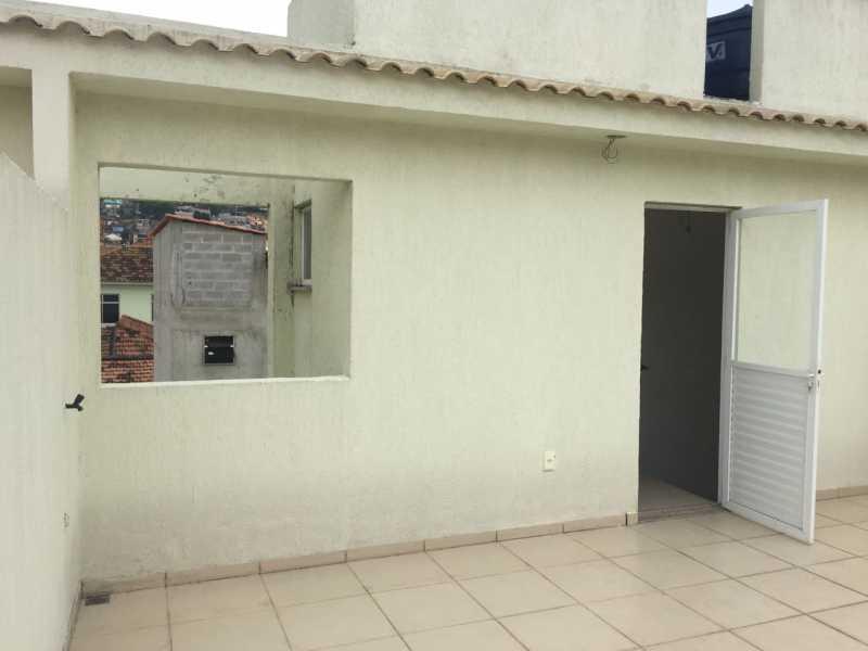 15 - Casa em Condomínio 2 quartos à venda Ramos, Rio de Janeiro - R$ 349.900 - SVCN20025 - 14