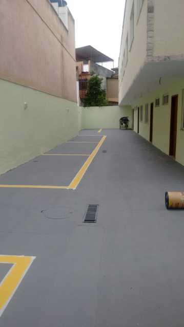 23 - Casa em Condomínio 2 quartos à venda Ramos, Rio de Janeiro - R$ 349.900 - SVCN20025 - 24