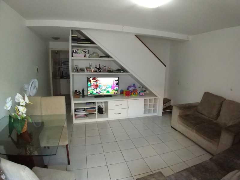 1 - Casa em Condominio Curicica,Rio de Janeiro,RJ À Venda,2 Quartos,70m² - SVCN20026 - 1