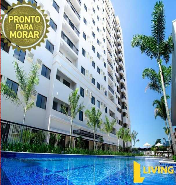 WhatsApp Image 2018-07-31 at 1 - Apartamento 2 quartos à venda Del Castilho, Rio de Janeiro - R$ 259.900 - SVAP20163 - 17