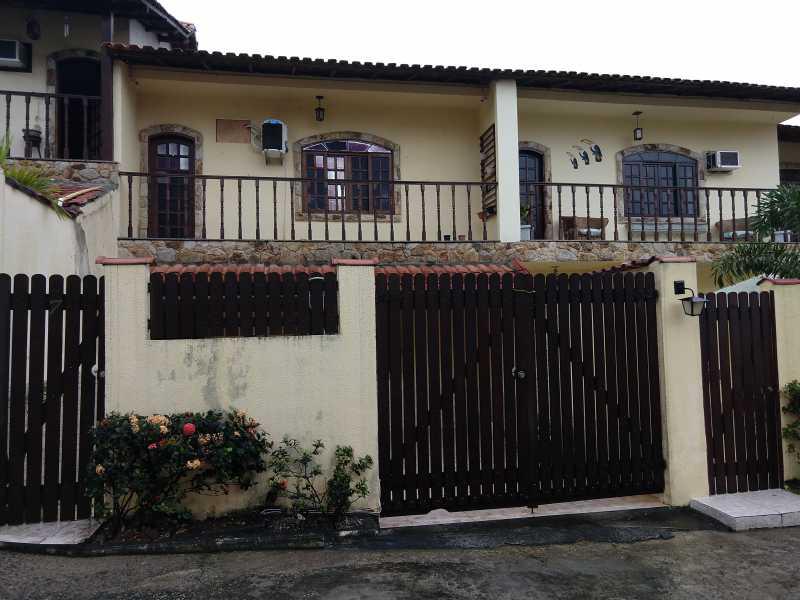 1 - Casa em Condomínio 2 quartos à venda Tanque, Rio de Janeiro - R$ 359.900 - SVCN20027 - 1