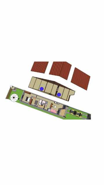 13 - Casa de Vila 2 quartos à venda Pedra de Guaratiba, Rio de Janeiro - R$ 225.000 - SVCV20006 - 14