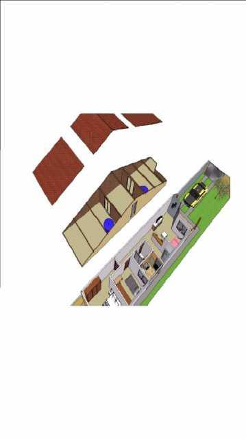 14 - Casa de Vila 2 quartos à venda Pedra de Guaratiba, Rio de Janeiro - R$ 225.000 - SVCV20006 - 15