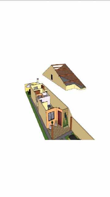 15 - Casa de Vila 2 quartos à venda Pedra de Guaratiba, Rio de Janeiro - R$ 225.000 - SVCV20006 - 16