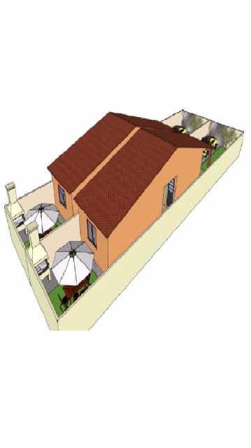 18 - Casa de Vila 2 quartos à venda Pedra de Guaratiba, Rio de Janeiro - R$ 225.000 - SVCV20006 - 19