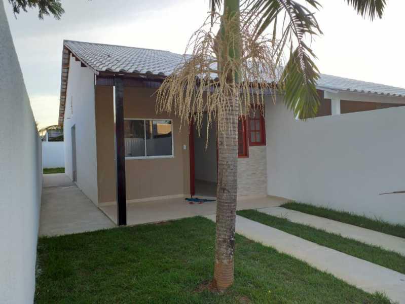 1 - Casa de Vila 2 quartos à venda Pedra de Guaratiba, Rio de Janeiro - R$ 225.000 - SVCV20006 - 1