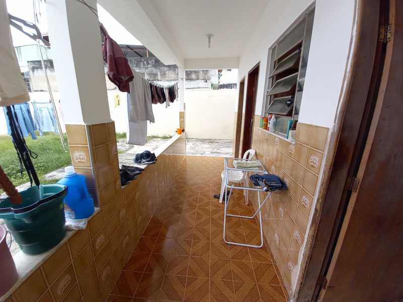 28 - Casa 3 quartos à venda Curicica, Rio de Janeiro - R$ 545.000 - SVCA30016 - 29