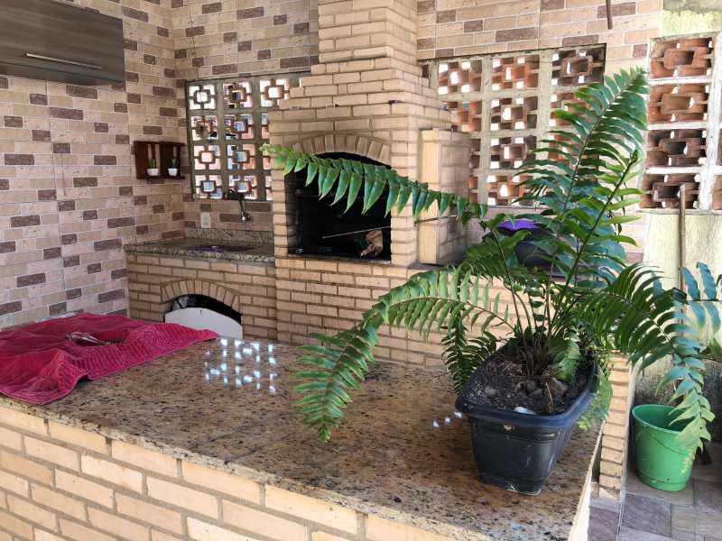 IMG_1357 - Casa em Condomínio 3 quartos à venda Praça Seca, Rio de Janeiro - R$ 269.900 - SVCN30054 - 4