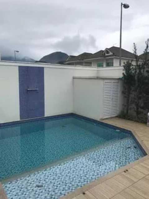 2 - Casa em Condomínio 5 quartos à venda Recreio Dos Bandeirante, Rio de Janeiro - R$ 1.799.900 - SVCN50018 - 1