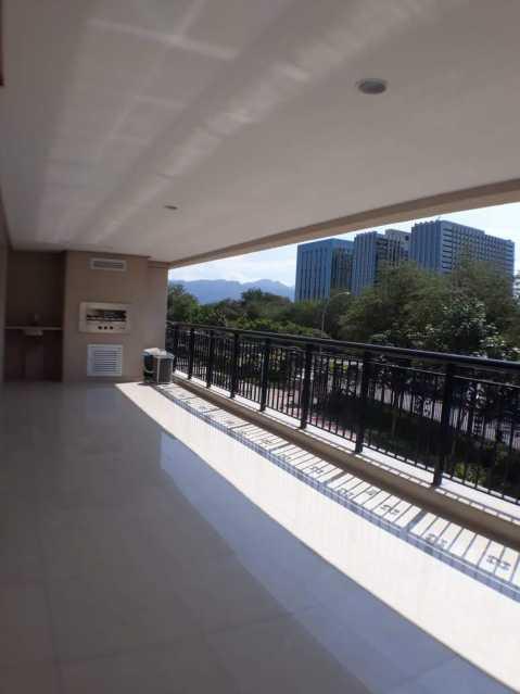 IMG-20180831-WA0091 - Apartamento À Venda - Barra da Tijuca - Rio de Janeiro - RJ - SVAP40052 - 1