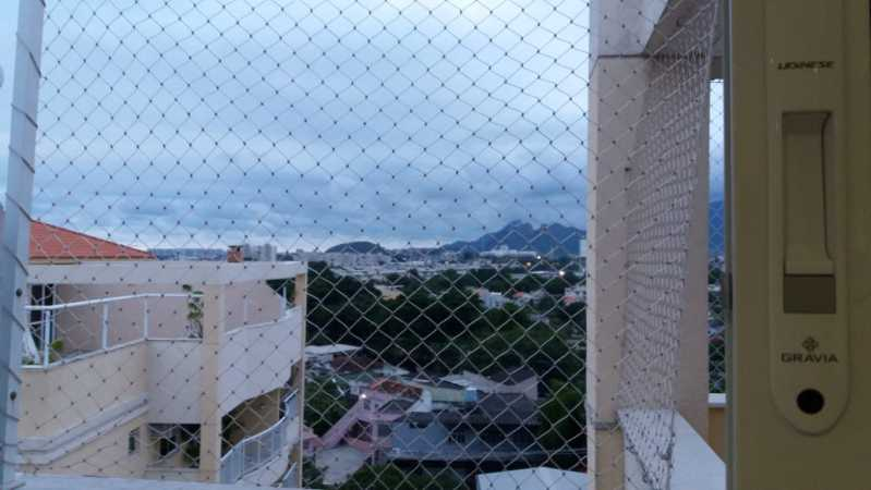 1 - Cobertura 3 quartos à venda Pechincha, Rio de Janeiro - R$ 649.900 - SVCO30020 - 4