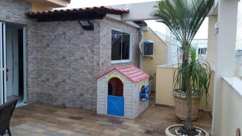 3 - Cobertura 3 quartos à venda Pechincha, Rio de Janeiro - R$ 649.900 - SVCO30020 - 5