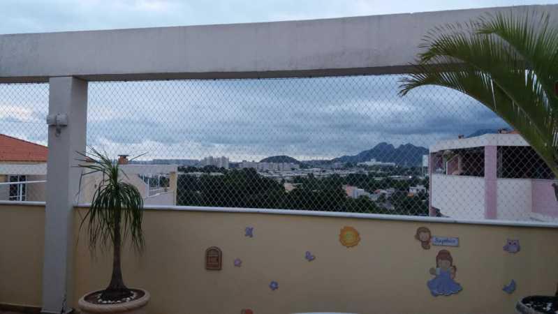 4 - Cobertura 3 quartos à venda Pechincha, Rio de Janeiro - R$ 649.900 - SVCO30020 - 6