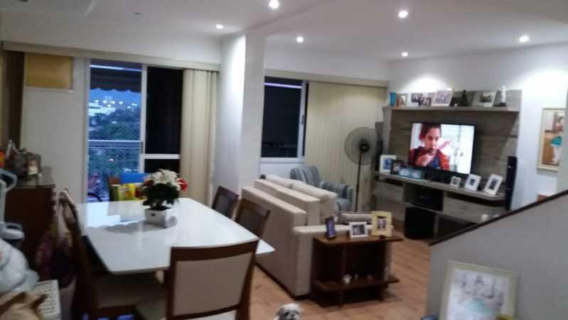 8 - Cobertura 3 quartos à venda Pechincha, Rio de Janeiro - R$ 649.900 - SVCO30020 - 1