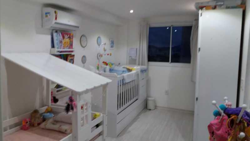 18 - Cobertura 3 quartos à venda Pechincha, Rio de Janeiro - R$ 649.900 - SVCO30020 - 13