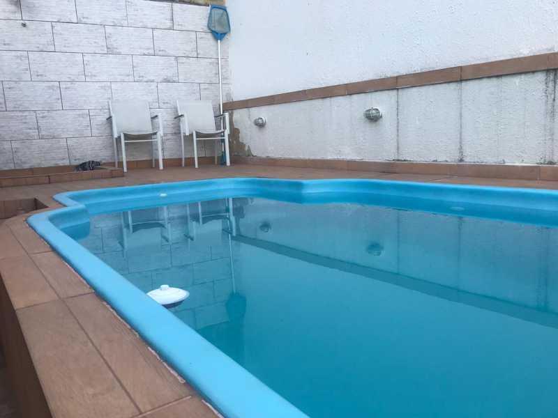 1 - Casa em Condomínio 2 quartos à venda Jacarepaguá, Rio de Janeiro - R$ 469.900 - SVCN20030 - 3