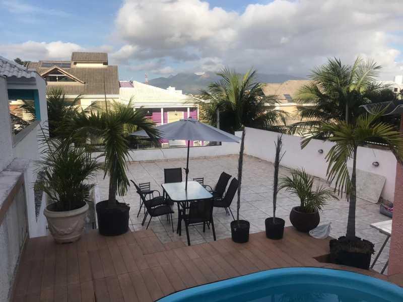 3 - Casa em Condomínio 2 quartos à venda Jacarepaguá, Rio de Janeiro - R$ 469.900 - SVCN20030 - 1