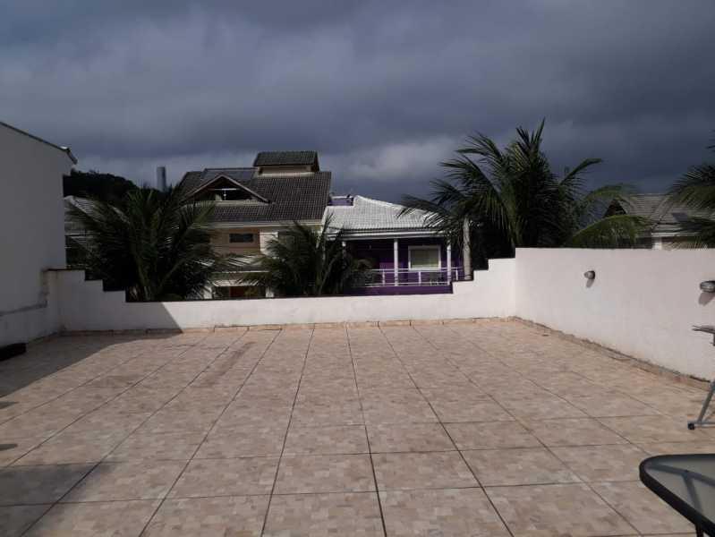 4 - Casa em Condomínio 2 quartos à venda Jacarepaguá, Rio de Janeiro - R$ 469.900 - SVCN20030 - 5