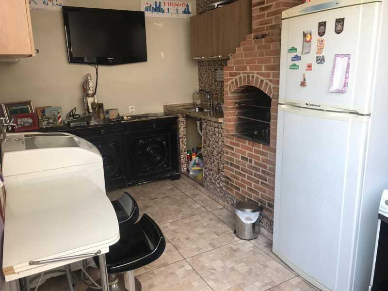 20 - Casa em Condomínio 2 quartos à venda Jacarepaguá, Rio de Janeiro - R$ 469.900 - SVCN20030 - 19