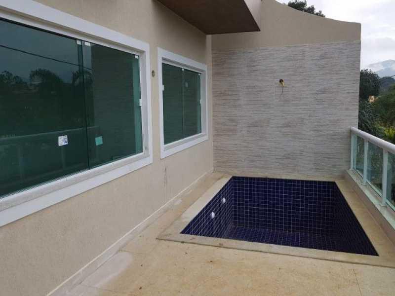 1 - Casa em Condomínio 3 quartos à venda Pechincha, Rio de Janeiro - R$ 749.000 - SVCN30060 - 3