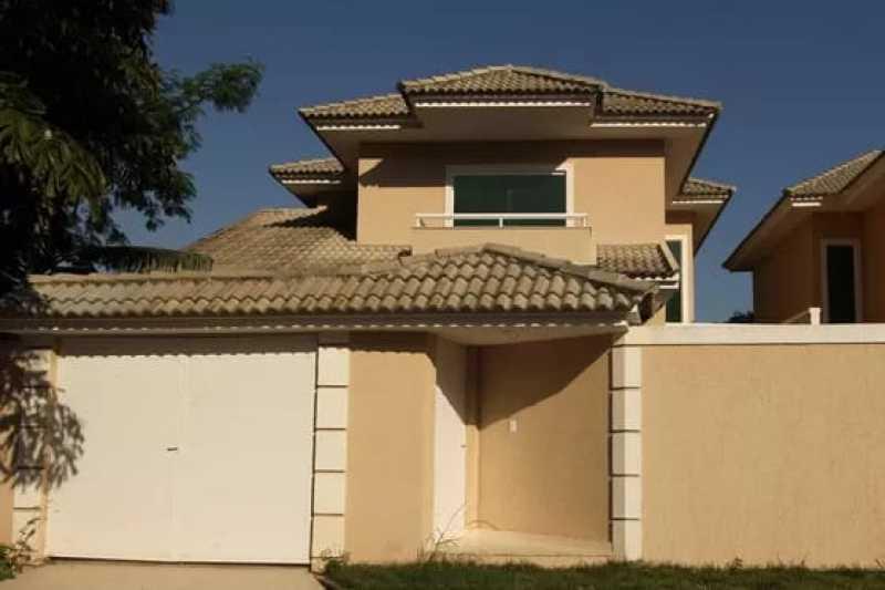 1 - Casa em Condomínio 4 quartos à venda Vargem Pequena, Rio de Janeiro - R$ 799.900 - SVCN40028 - 1
