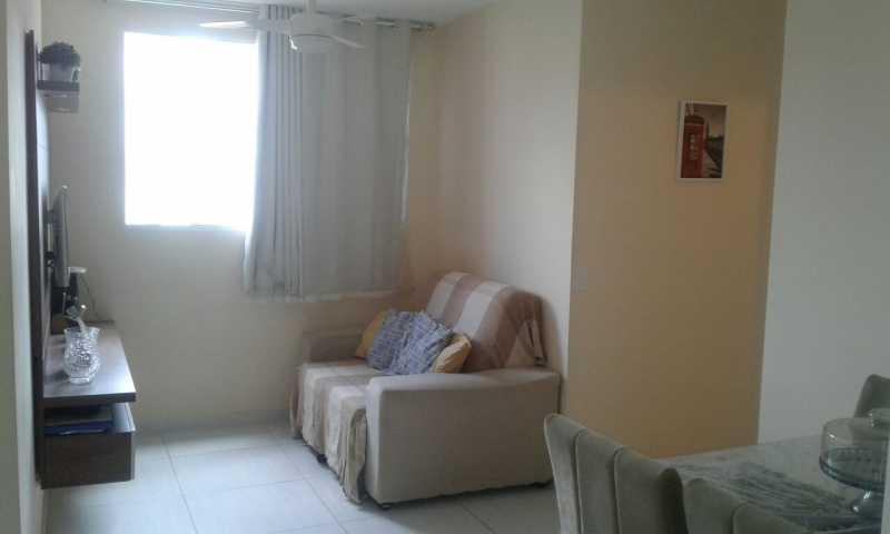 2 - Apartamento 2 quartos à venda Vargem Pequena, Rio de Janeiro - R$ 175.000 - SVAP20190 - 3