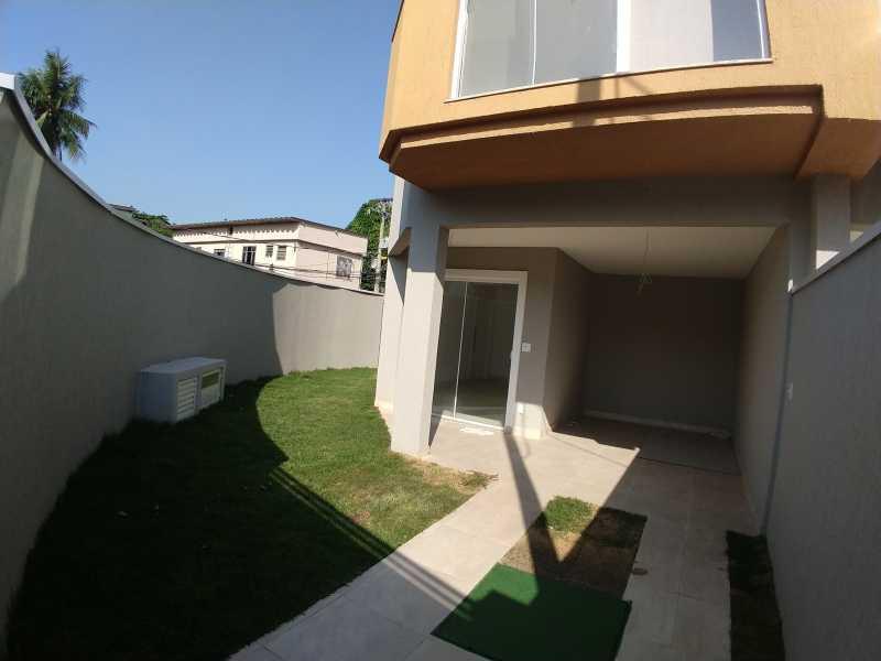 6 - Casa de Vila 3 quartos à venda Taquara, Rio de Janeiro - R$ 614.900 - SVCV30008 - 7