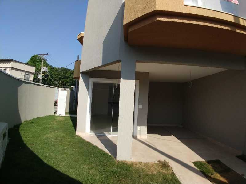 8 - Casa de Vila 3 quartos à venda Taquara, Rio de Janeiro - R$ 614.900 - SVCV30008 - 9