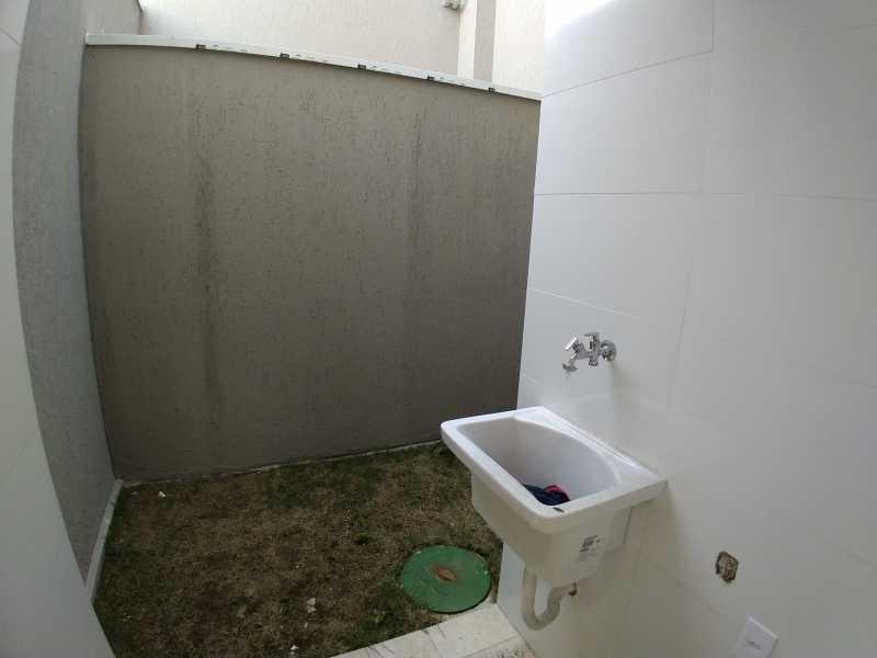 13 - Casa de Vila 3 quartos à venda Taquara, Rio de Janeiro - R$ 614.900 - SVCV30008 - 14