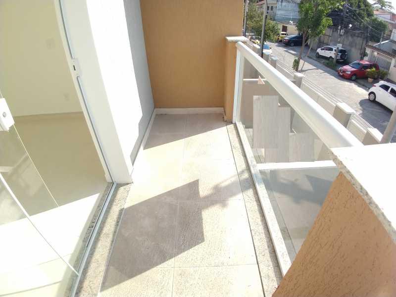17 - Casa de Vila 3 quartos à venda Taquara, Rio de Janeiro - R$ 614.900 - SVCV30008 - 18