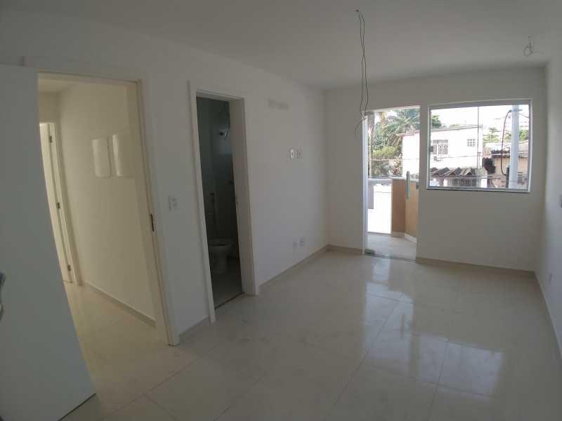 22 - Casa de Vila 3 quartos à venda Taquara, Rio de Janeiro - R$ 614.900 - SVCV30008 - 23