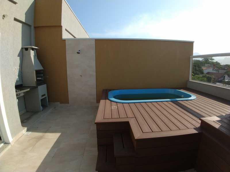 28 - Casa de Vila 3 quartos à venda Taquara, Rio de Janeiro - R$ 614.900 - SVCV30008 - 29