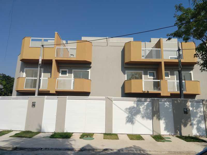 1 - Casa de Vila 3 quartos à venda Taquara, Rio de Janeiro - R$ 567.000 - SVCV30009 - 1